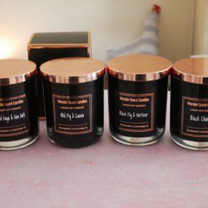 Luxury Range Glass Candles